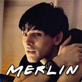 *GIF* Merlin Cast Members Friends Style (MERLIN) lol
