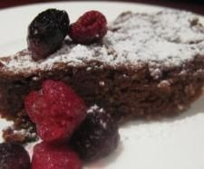 Recipe Chocolate Fudge Cake by jack65 - Recipe of category Desserts & sweets