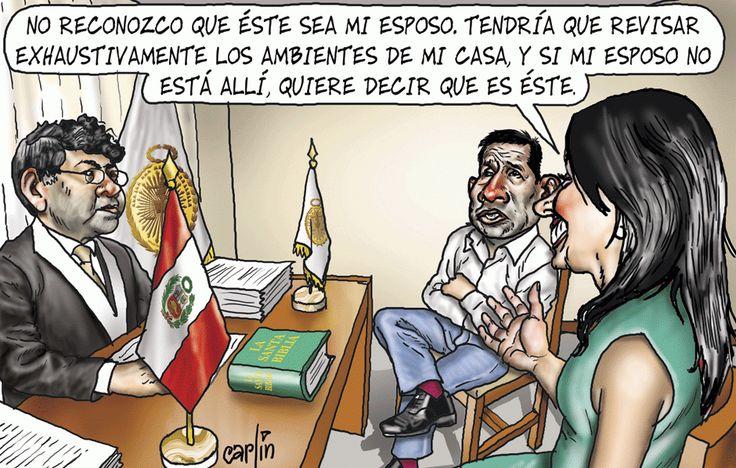 Carlincatura del Domingo 15 de Noviembre, 2015 | Noticias del Perú | LaRepublica.pe