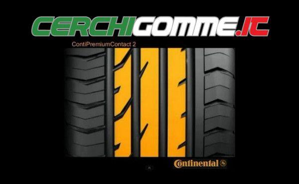 Pneumatici Continental Premium Contact 2: Re della frenata