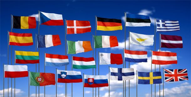 25 National Flags And Their Meanings