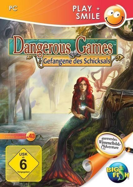 PLAY+SMILE: Dangerous Games - Gefangene des Schicksals für PC