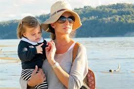 Juliana y su 2º hija Antonia