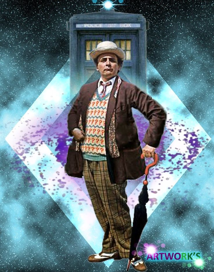 Sylvester McCoy As Seventh Doctor 1987-89,1996 by vvjosephvv.deviantart.com on @DeviantArt