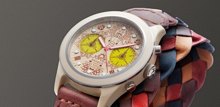 beautiful watch by Koralie