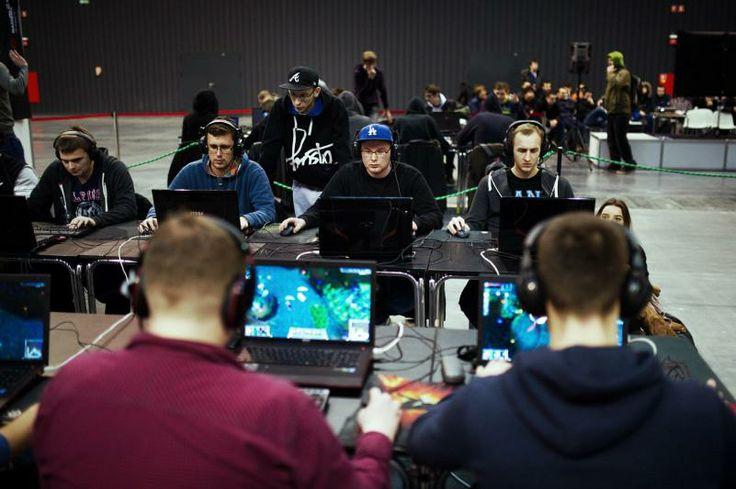 #SHCElements #BalticGames #Wingdansk #WinterGamingGdansk #AmberExpo ; #gaming #esports  #dota #lol   photo: Piotr Połoczański