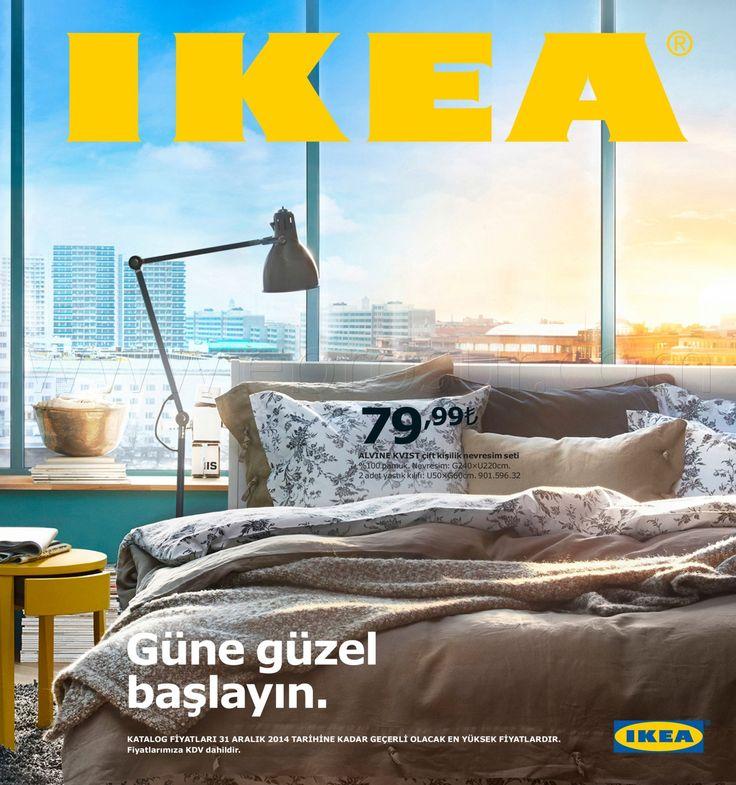 Ikea Kataloğu: Güne Güzel Başlayın!