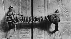 Sello de la tumba de Tutankamón