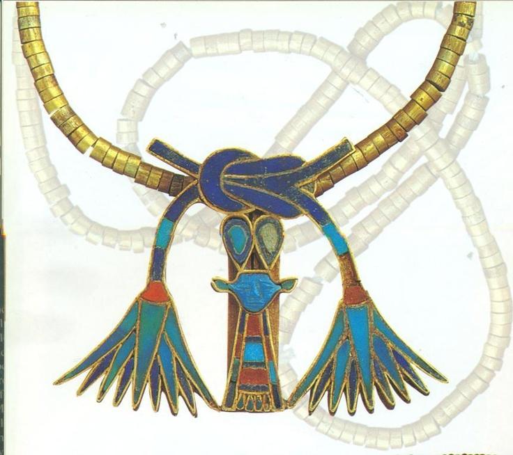 Ancient Egypt Lotus Flower Symbol