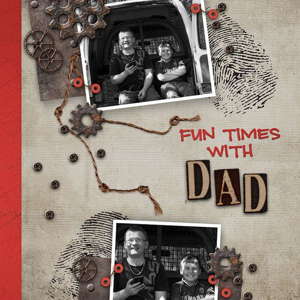Fun Times with Dad