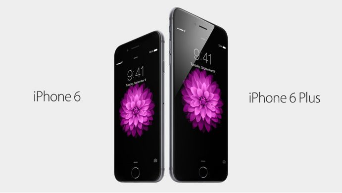 Apple saw a notable gain in smartphone sales around the world courtesy of its new iPhone 6 and iPhone 6 Plus, according to a report out Wednesday from market researcher Kantar Worldpanel ComTech.