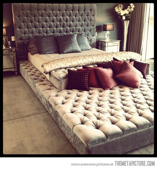 The awesome 'Eternity Bed' for all the pets and family…