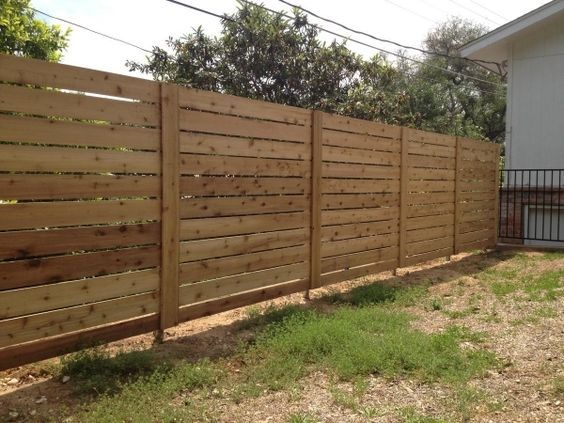 Fence Styles