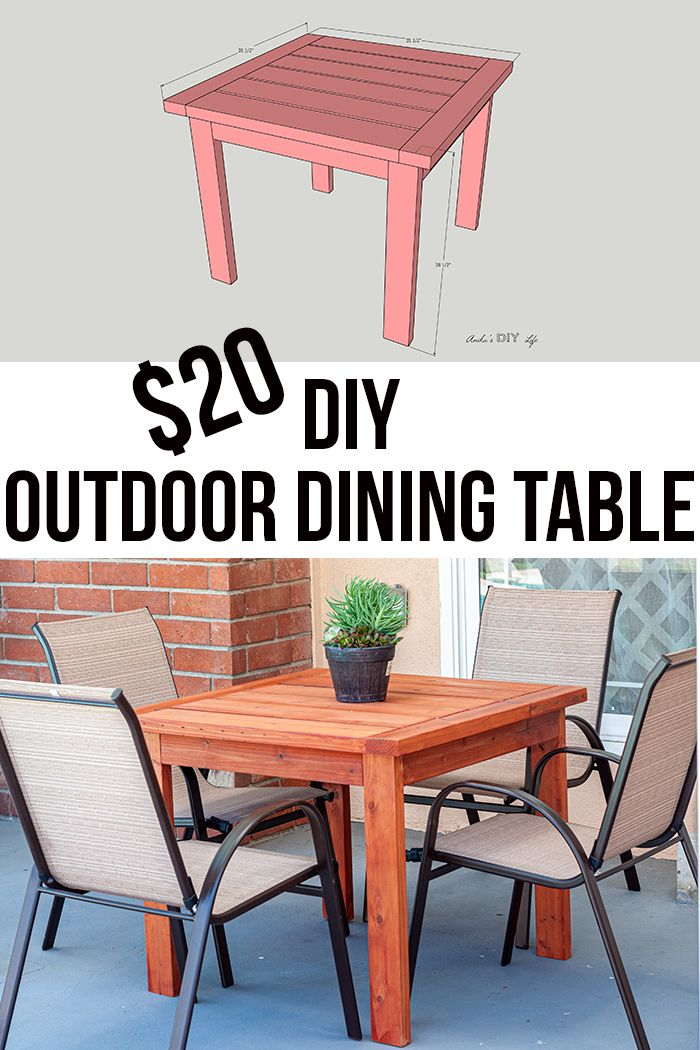 Easy Little End Tables In 2 Hours Pallet End Tables Diy End