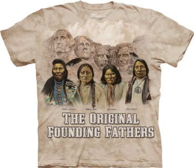 The Mountain® UK | Native American T-shirts | The Originals T-shirt | 10-3615
