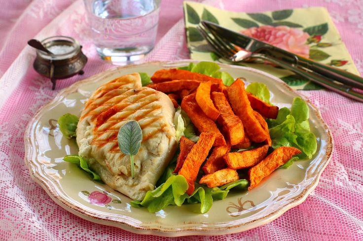 Aszalt paradicsomos sonkás csirke (paleo)