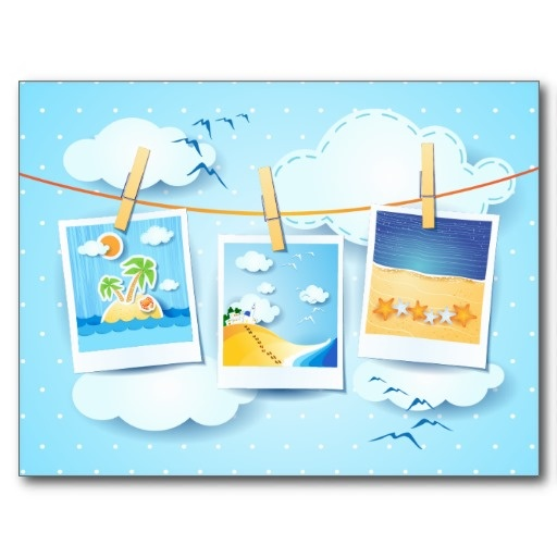 Sold 60 copies! ^_________^ Thank you so much Kimberly (Louisville, IL) #Summer memories, #postcard by PinkHurricane