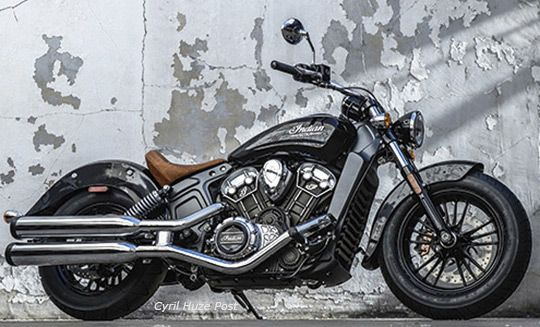 2015 indian scout ....why not ?