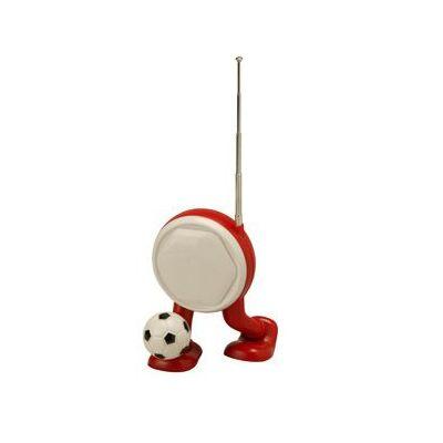 Radioul fotbalist - 9 RON    Fotbalistul te ajuta sa afli ultimele stiri!