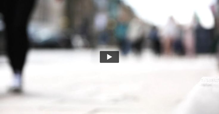 Free stock video of people, street, walking