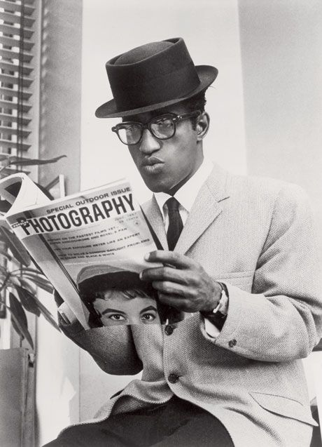 Sammy Davis Jr, 1950's.