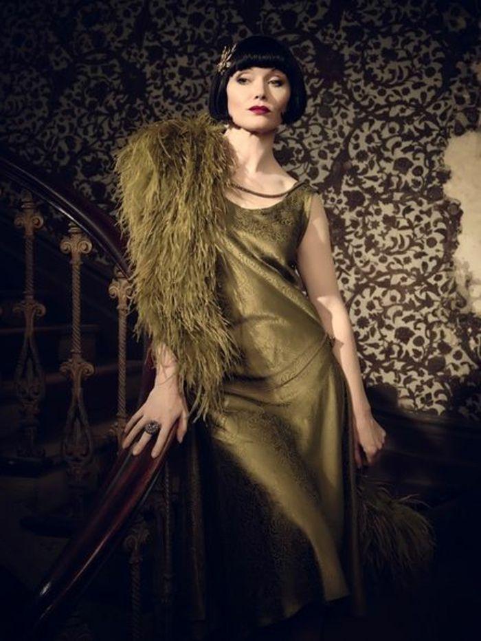 Mode années 20: les années folles | Mode année 20, Idées de