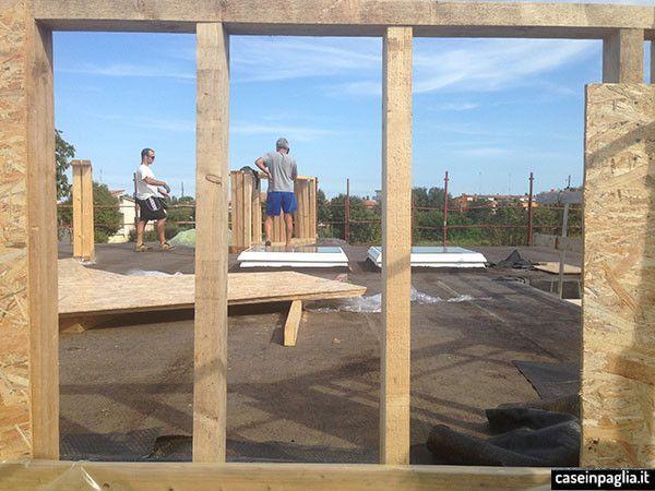 Pi di 25 fantastiche idee su tetto piano su pinterest for Piani della casa del barndominio