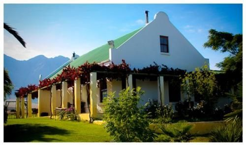 Eikelaan Farm Cottages Tulbagh