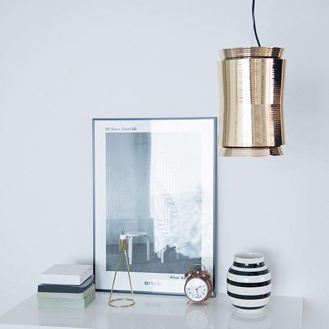 Modern Metal deisgn Lamp Hi-Hat designed by Kasper Nyman