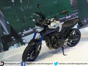 Yamaha MT-09 India Deliveries To Begin By May 2016