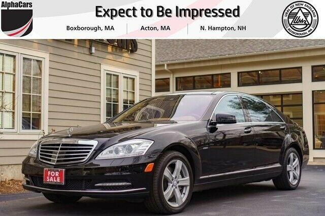 Ebay Advertisement 2012 Mercedes Benz S Class 4matic 2012