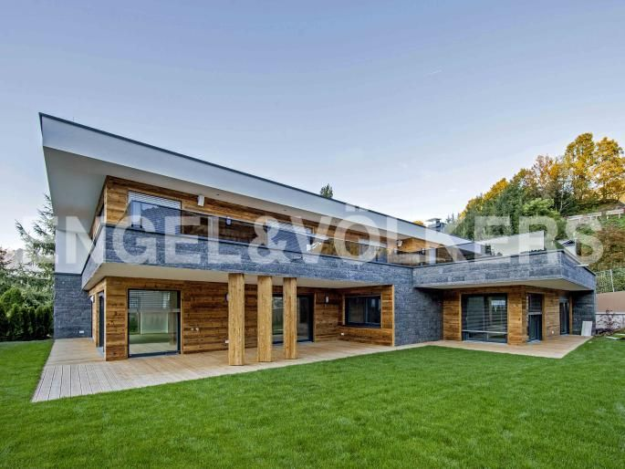 W 0222x3 Neubau Modernes Einfamilienhaus Am Sonnberg