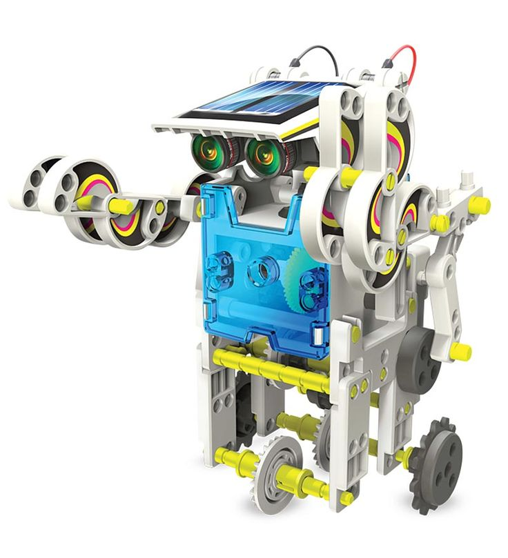 14-in-1 Educational Robot