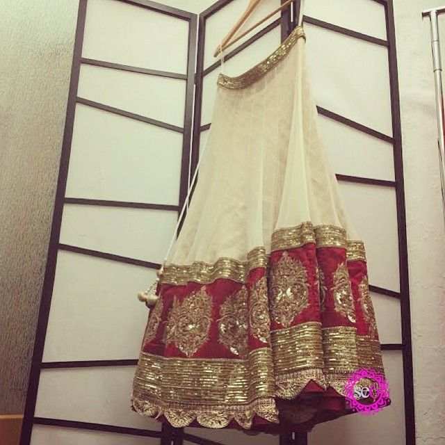 Gorgeous bridal Lehenga piece we provided for a Studio East6 bride!   #IndianFashion #Lehenga #IndianBride #IndianBridalWear #StudioEast6  www.studioeast6.com