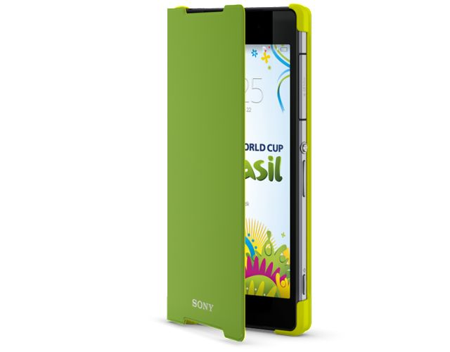 Sony Style Cover Stand SCR10 Brazil for Xperia Z2