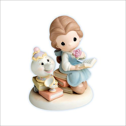 Precious Moments figurines | Buy Precious Moments Disney's 'Follow Your Heart' Figurine (Precious ...
