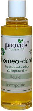 Dentifrice Liquide à l'Huile 'Homeodent', 30 ml | Ecco Verde
