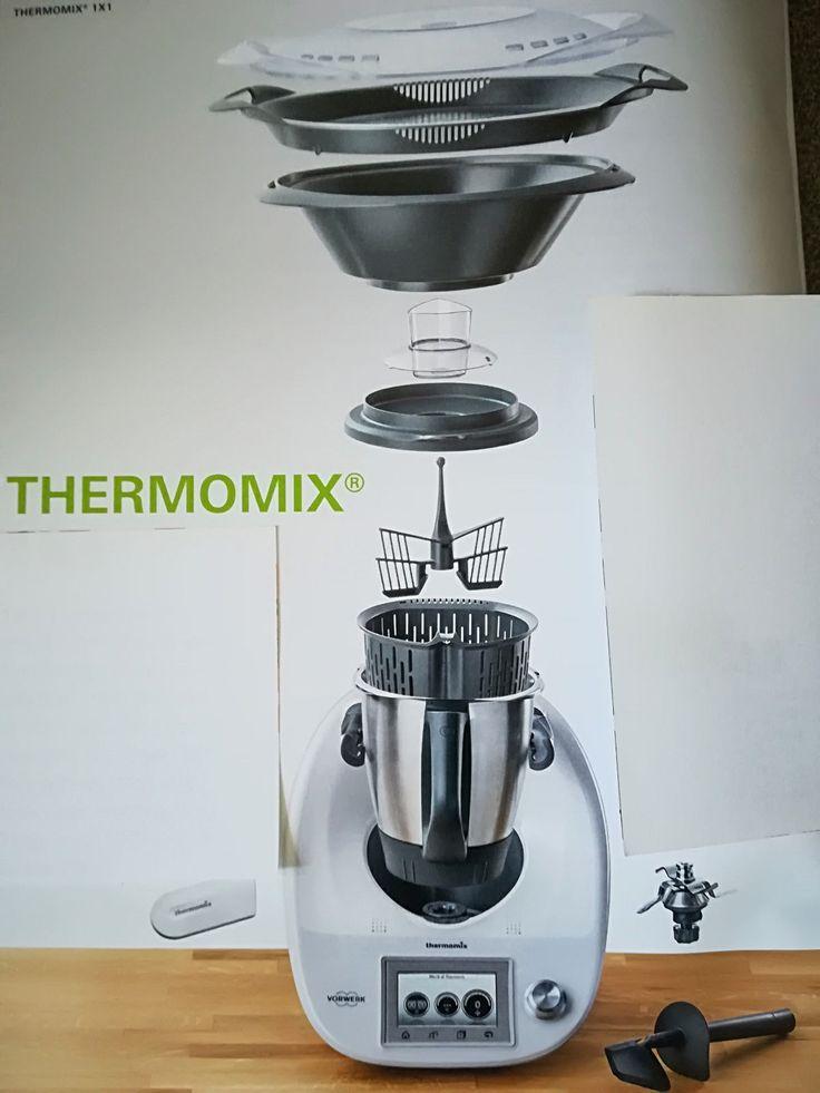Thermomix TM5 von Vorwerk  mit OVP   TOP | eBay