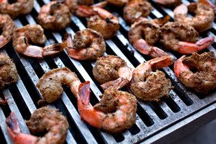 NYT Cooking: Spicy Grilled Shrimp