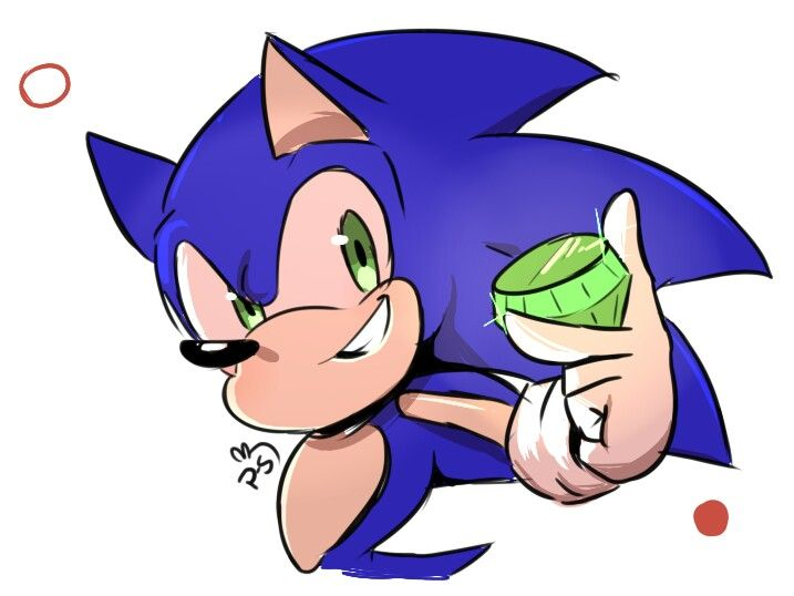 Pyon Suki On Tumblr Sonic The Hedgehog Fanart Sonic Sonicthehedgehog Fanart Drawing Sonic Sonic Underground Sonic And Shadow