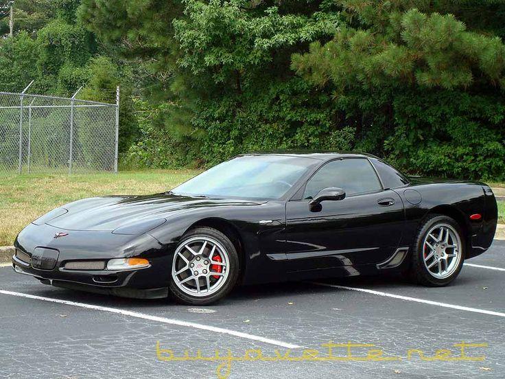 Chevy Dealership Sacramento >> 2001 Black Corvette Z06 - 1,819 units | C5 Corvette Z06 | Pinterest | Corvettes and Black