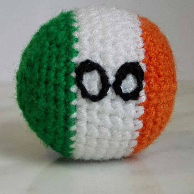 #Irelandball
