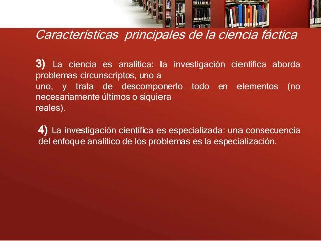 La ciencia: Su Método y su Filosofía (Resumen) - Mario Bunge