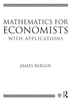Mathematics for Economists with Applications (Paperback) - Routledge