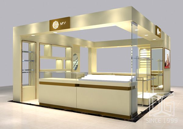 Mall jewelry kiosk for sale-Guangzhou Dinggui furniture free design & manufacture