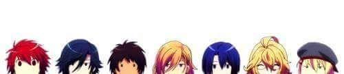 STARISH... Tokiya, Otoya, Shou, Masato, Cecil