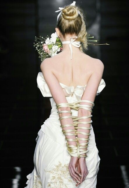 bdsm wedding dress sexy as hell mariage a girl can
