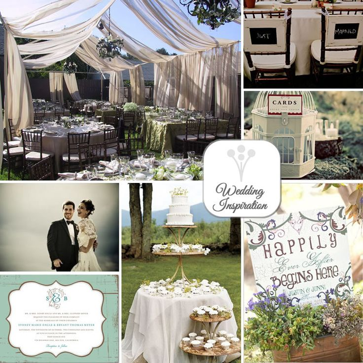 17 best images about graduation party on pinterest for Shabby chic yard