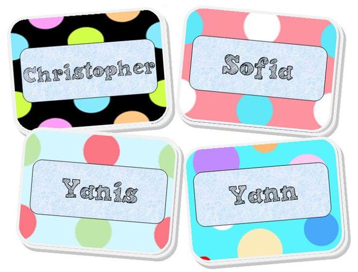 17 best images about etiquettes cahier pr nom on - Etiquette prenom a imprimer ...