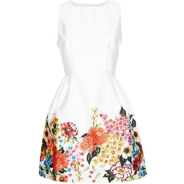 25  best ideas about Short floral dress on Pinterest | Cute ...
